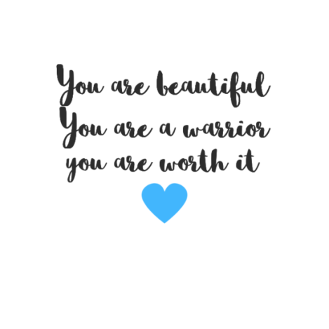you are beautiful no matter what