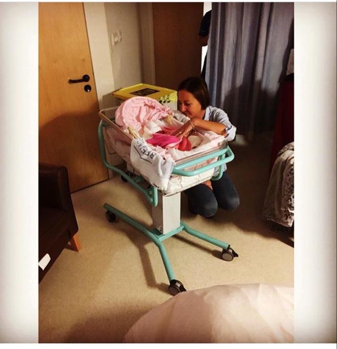 Spending time with my stillborn granddaughter